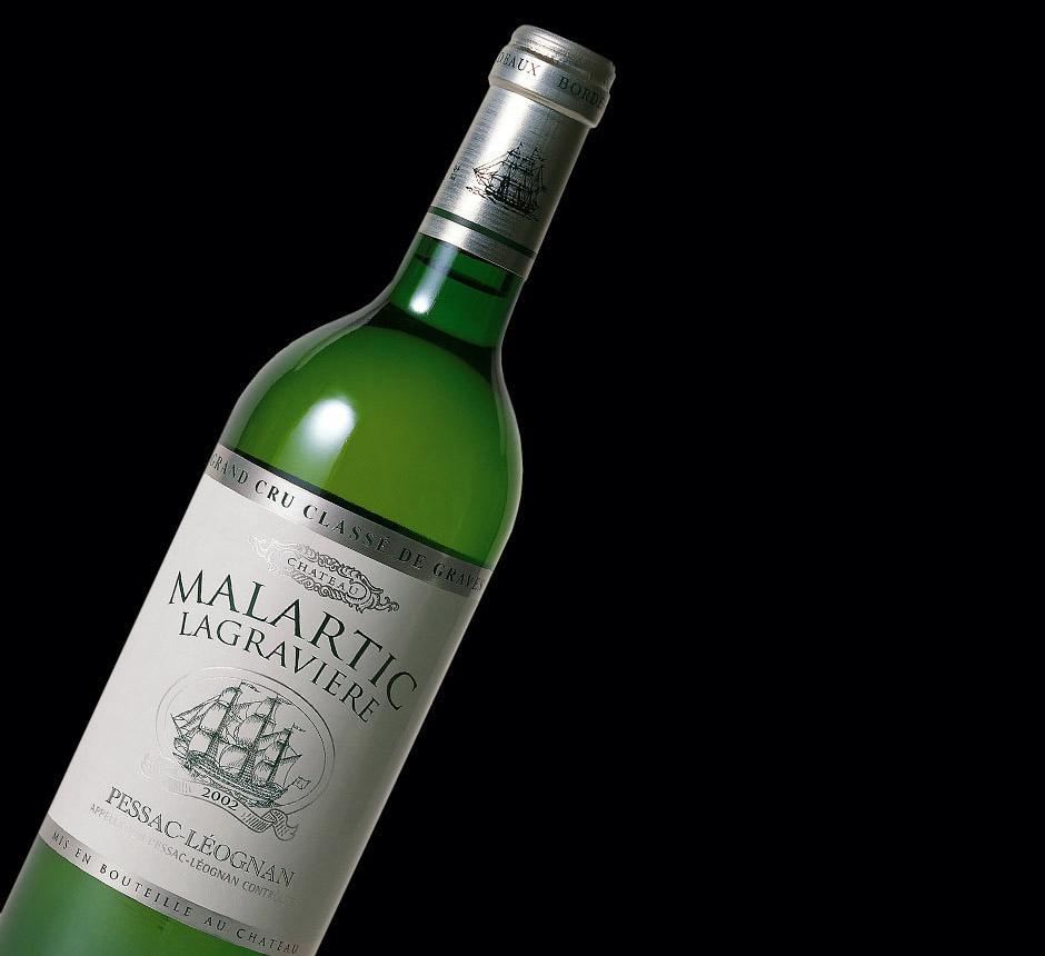 Malartic-Lagravière Blanc 2002