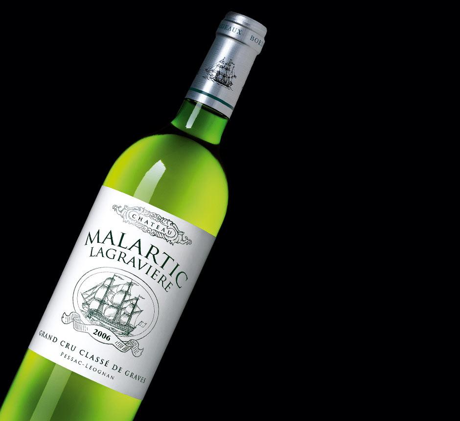 Malartic-Lagravière Blanc 2006
