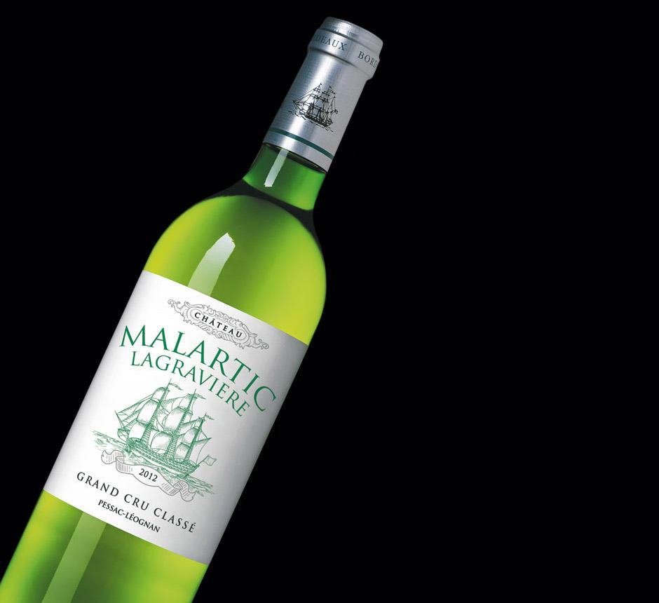 Malartic-Lagravière Blanc 2012