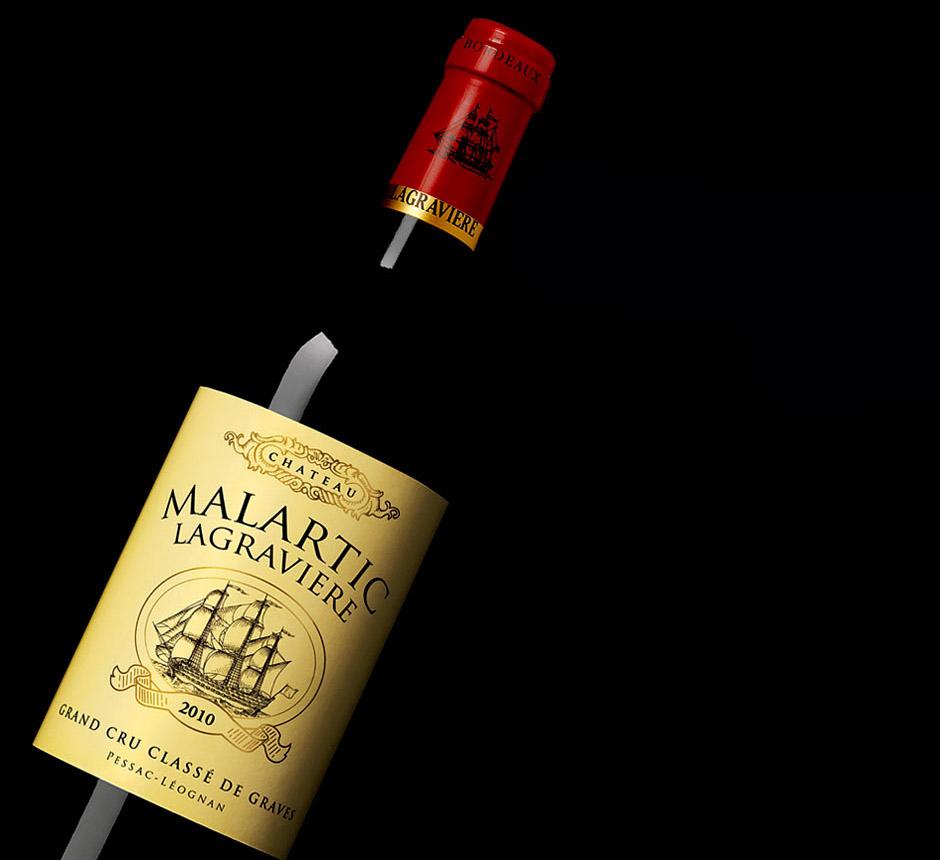 Malartic-Lagravière Rouge 2010