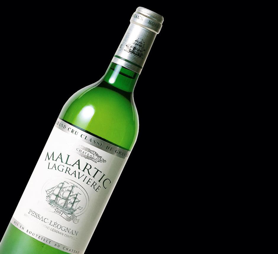 Malartic-Lagravière Blanc 2001