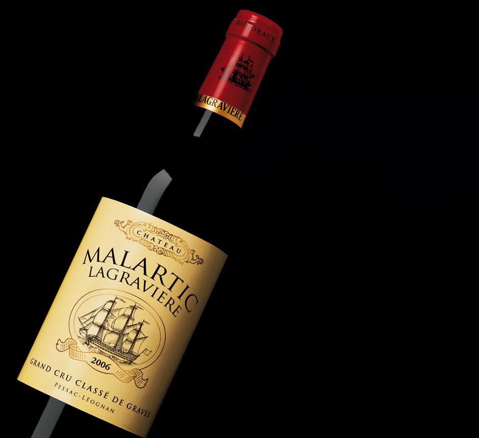 Malartic-Lagravière Rouge 2006