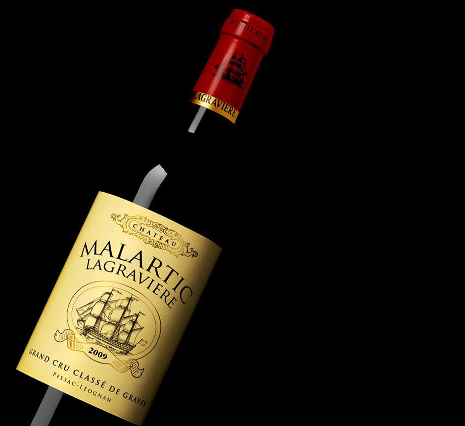 Malartic-Lagravière Rouge 2009